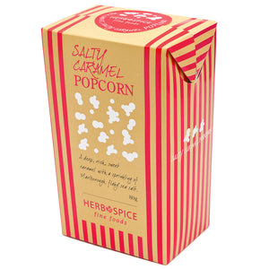 Salty Caramel Popcorn Box