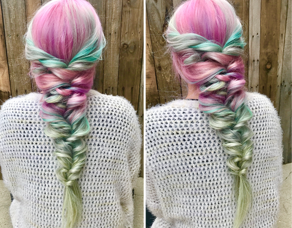 How-To: Topsy Tail Faux Braid
