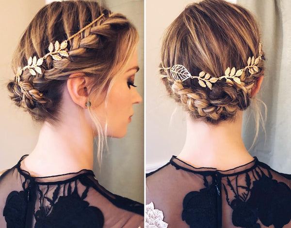 How-To: Emily Blunt's Braided Crown for Time 100
