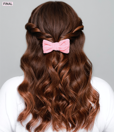 Get the Look: 2 Easy Date Night Hair Styles