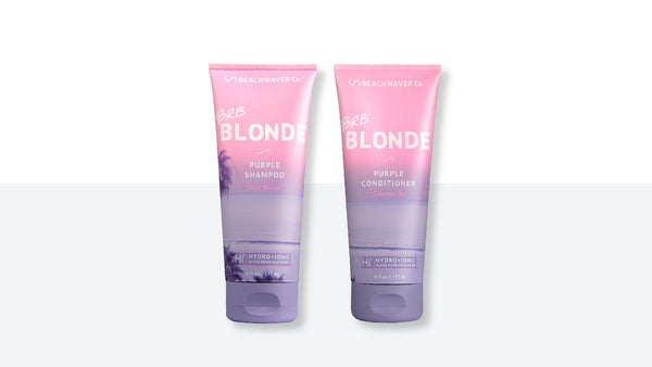 Purple Shampoo & Conditioner