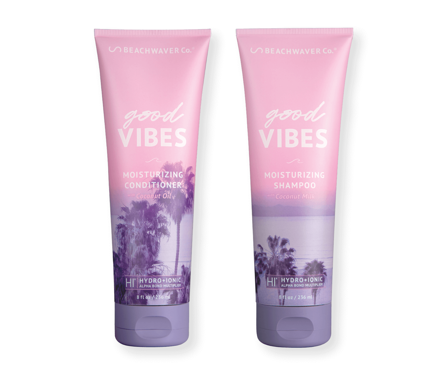 good vibes shampoo and conditioner