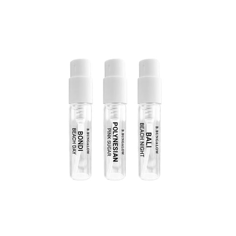 Fragrance Sampler (3 pack)