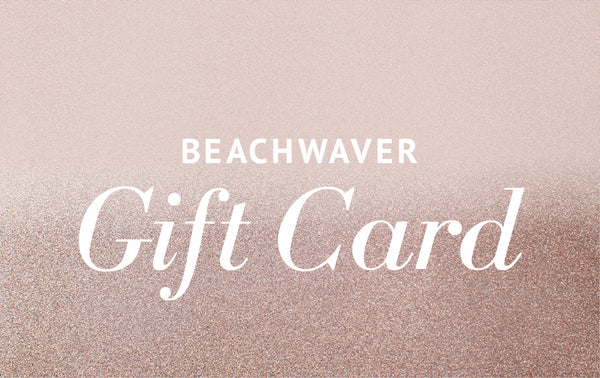 Gift Card - The Beachwaver Co.