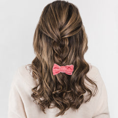 Beachwaver® Velvet Barrette Bows - The Beachwaver Co.