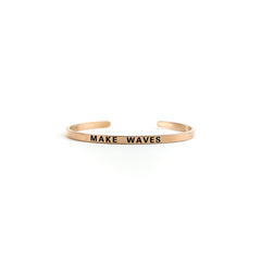 Make Waves Bracelet