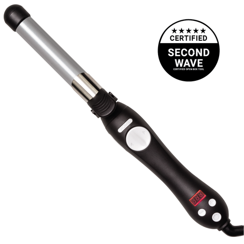 Certified Open Box Beachwaver S Series Dual Voltage (Black)