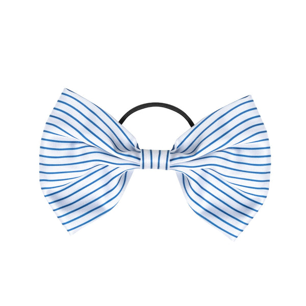 Pinstripe Bow - The Beachwaver Co.