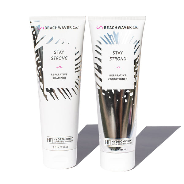 Reparative Kit Shampoo and Conditioner - The Beachwaver Co.