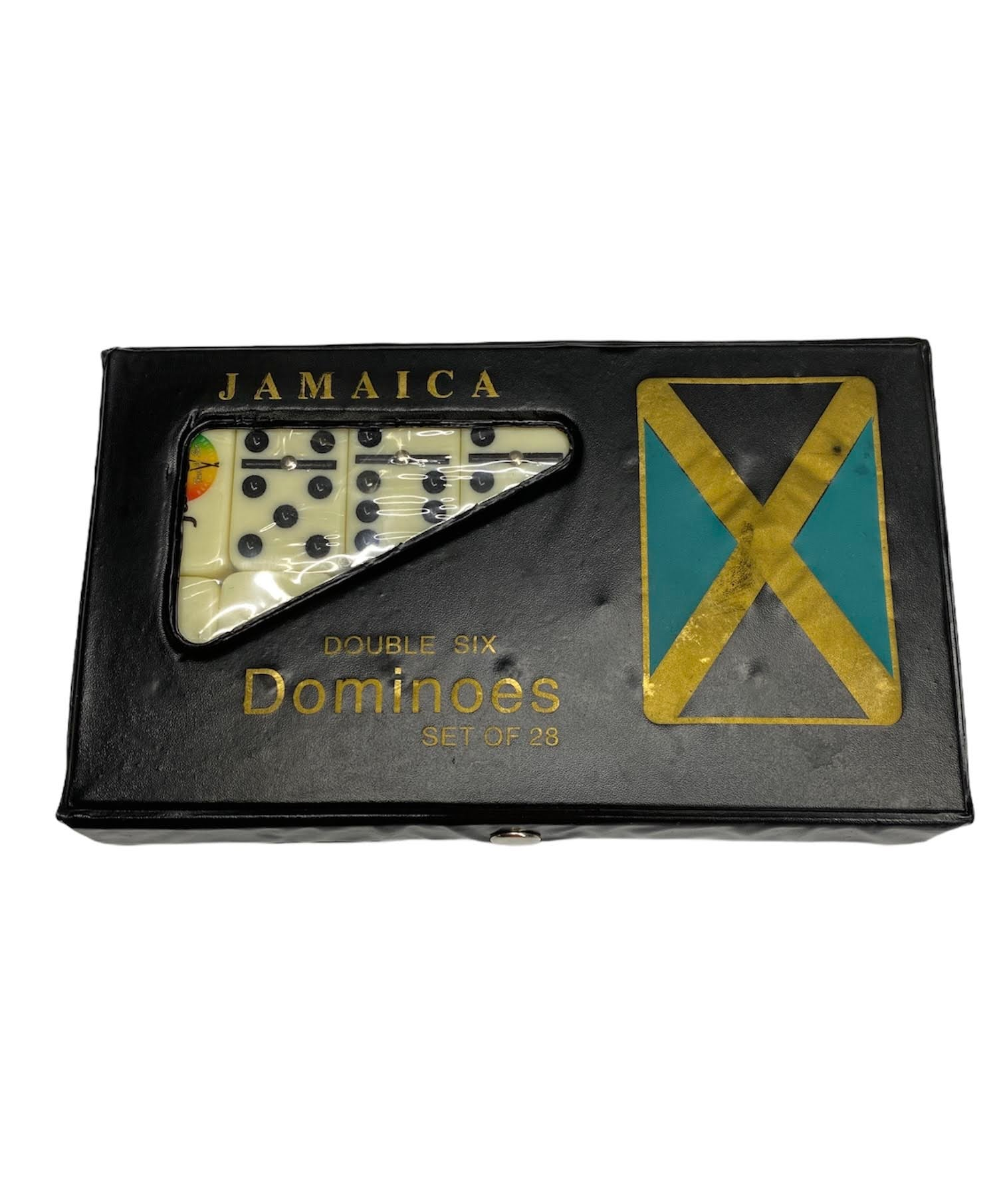 Jamaica Dominoes Jumbo Set