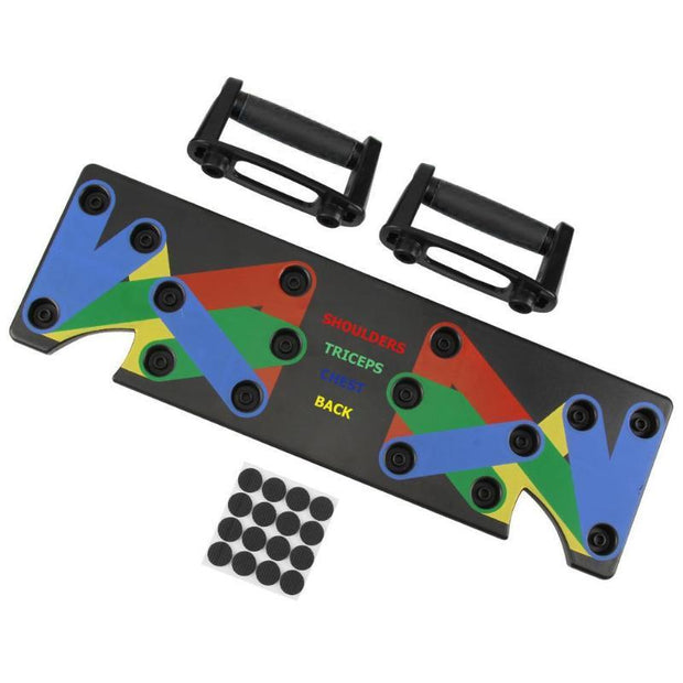 9-in-1 Push Up Board
