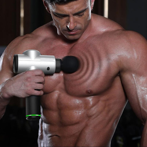 Athletic Muscle Massage Gun
