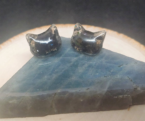 Black Cat Protection Studs