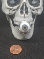 Large All Seeing Eye Ring ~ Size 11.5