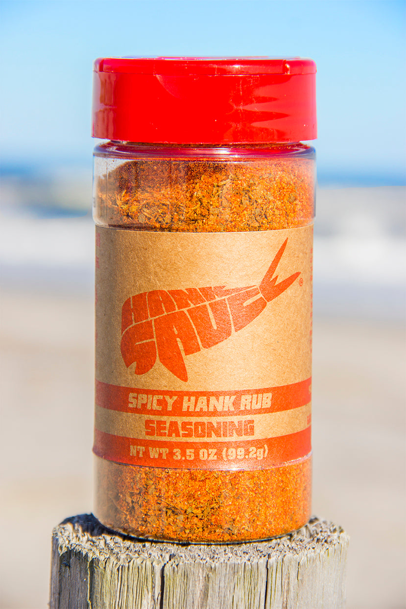 Spicy Hank Rub Seasoning