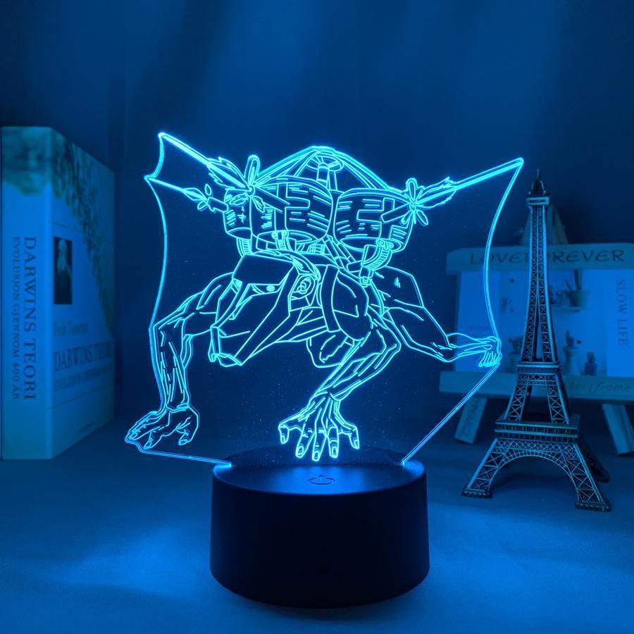 Cart Titan Anime Lamp (Attack on Titan) - KonohaLampCo
