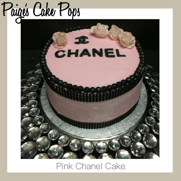 Chanel Cake Light Pink