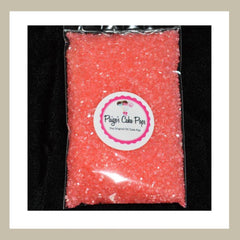 Sugar Crystals - Coral