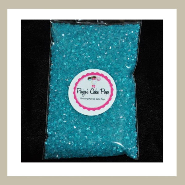 Sugar Crystals - Teal