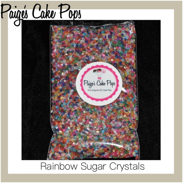 Sugar Crystals - Rainbow