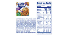 Entenmann's Little Bites® Blueberry Muffins image 3 of 7
