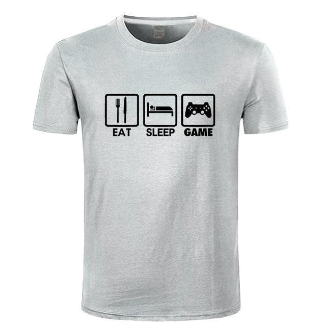 Eat Sleep Game t-Shirt - XGamerPro