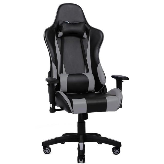 Ergonomic Gaming Chair with Headrest - XGamerPro
