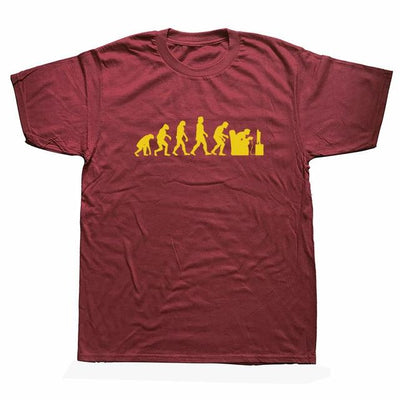 Evolution Gamer T Shirt - XGamerPro