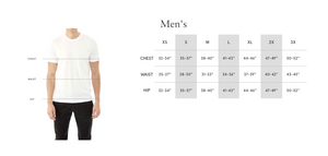 Alternative Apparel Outsider Tee Size Chart