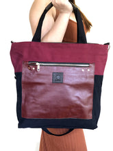 Load image into Gallery viewer, LUMINA in Blood Moon (2 in 1 Wild Bag) - Maroon