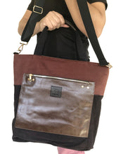Load image into Gallery viewer, LUMINA in Brown (2 in 1 Wild Bag)