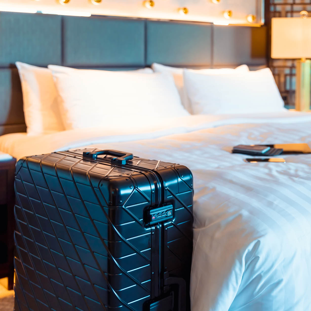 Hotels: Sleeping Cleaner While on the Road