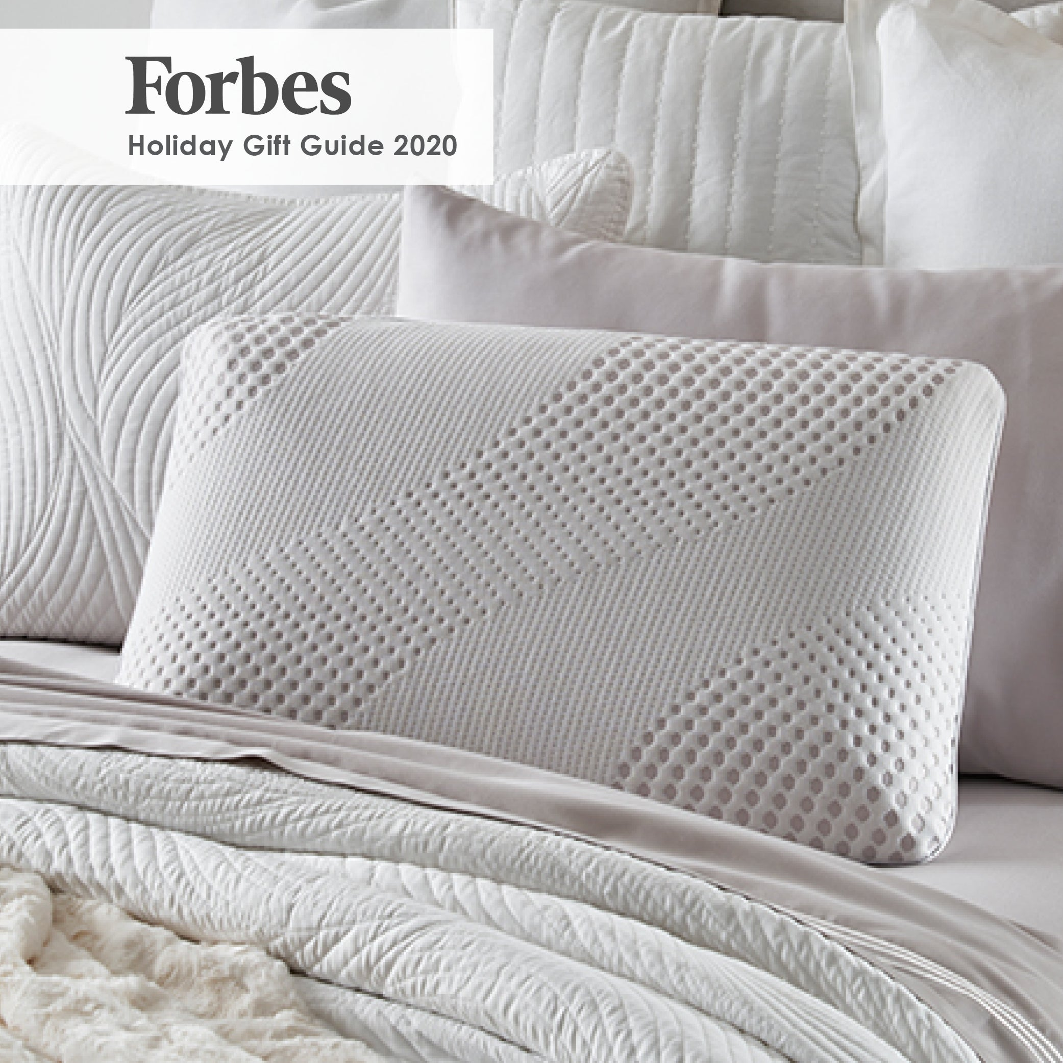 New Purecare Body Chemistry Softcell Select Pillow White
