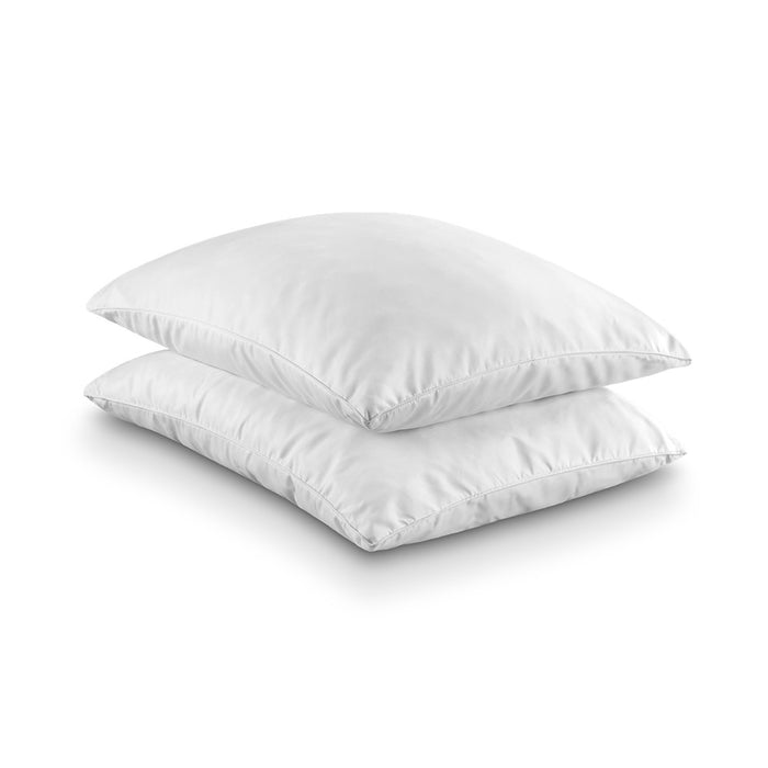 2-Pack Memory Foam Puff Pillow