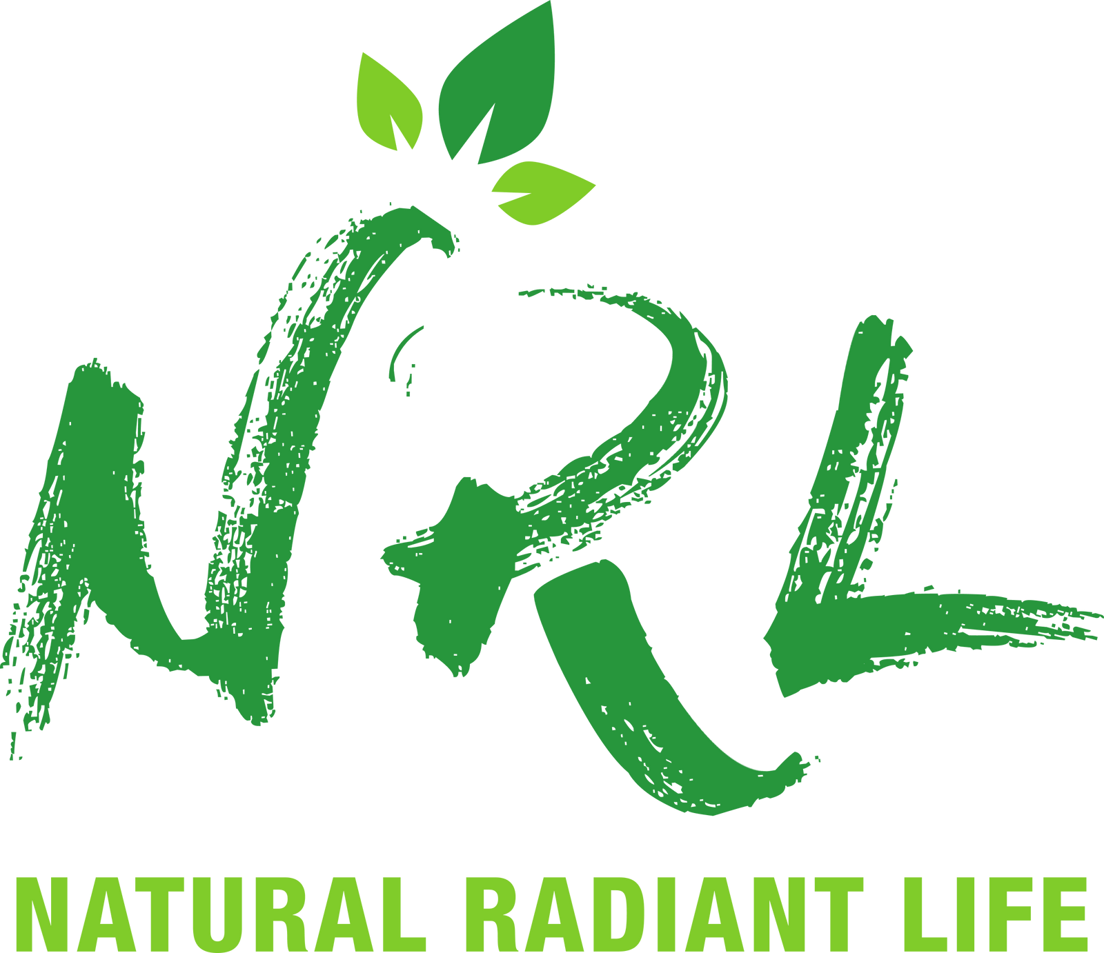 natural radiant life logo