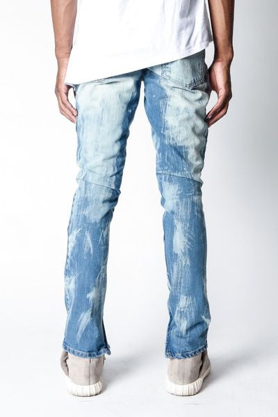 Rustic Dime Enduro Taper Fit Denim in Hendrix - Back
