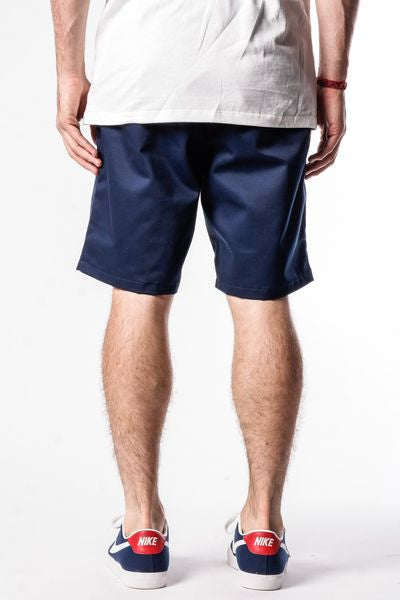 Navy | Workwear Chino Shorts