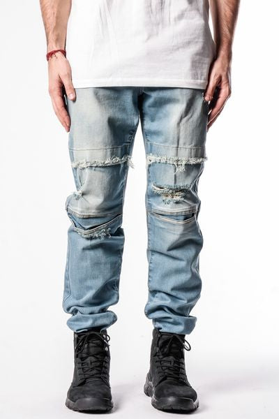 Vine | Dime Denim Taper Fit - Rustic Dime