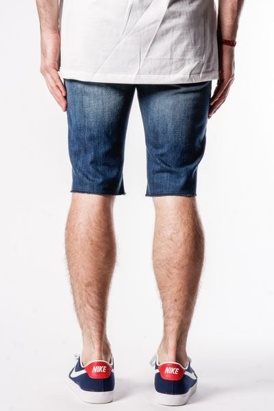 Stocker | Denim Shorts - Rustic Dime