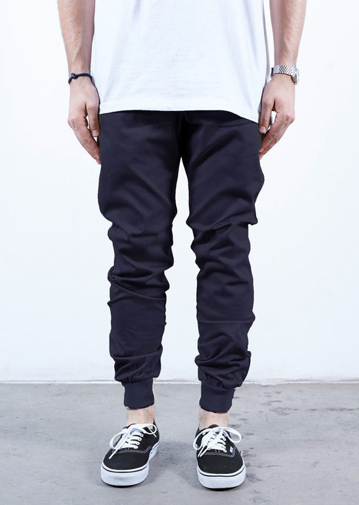 Navy Twill | Sunset Jogger - Rustic Dime
