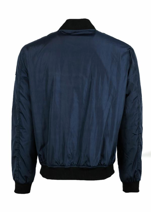 Navy | Bomber Jacket - Rustic Dime