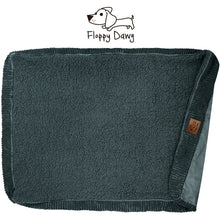 "Load image into Gallery viewer, Dog Bed Replacement Cover. Universal Fit for Pillows 48"" L x 30"" W x 6-8"" H – Extra Large Gray"