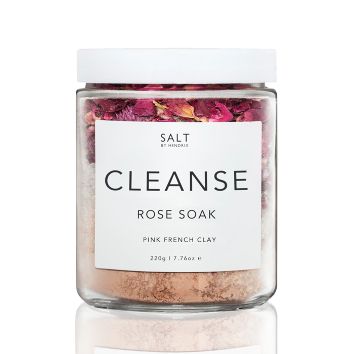 SALT BY HENDRIX CLEANSE - ROSE
