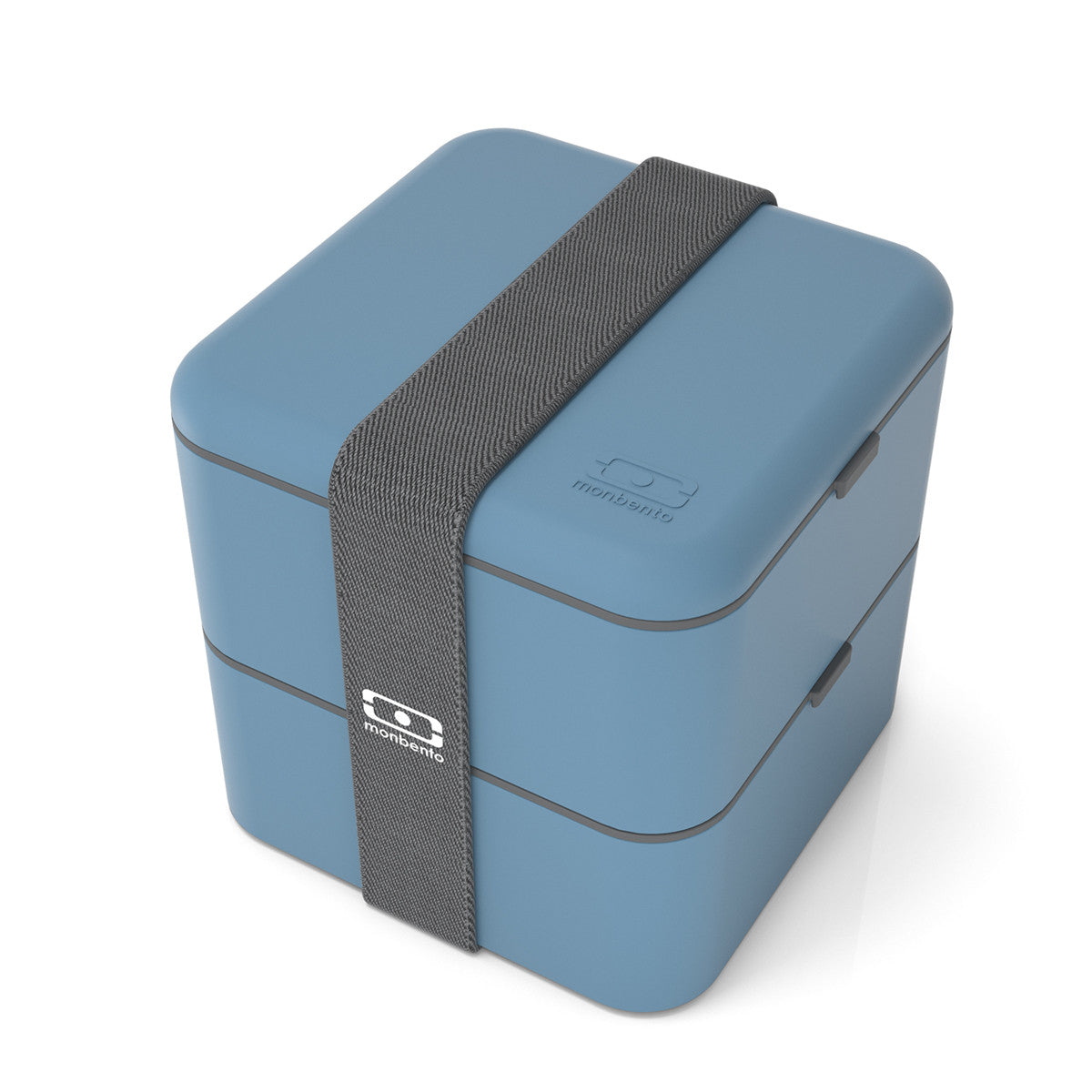 Monbento Square Lunch Box 1.7L Denim