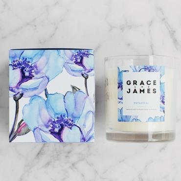 Botanical 80 Hour Candle