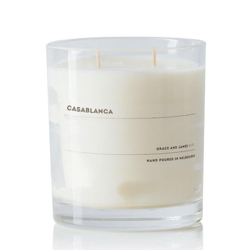 Casablanca Candle 80 Hour
