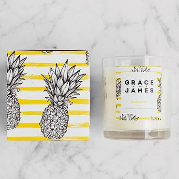 Grace and James Plantation 80 Hour Candle