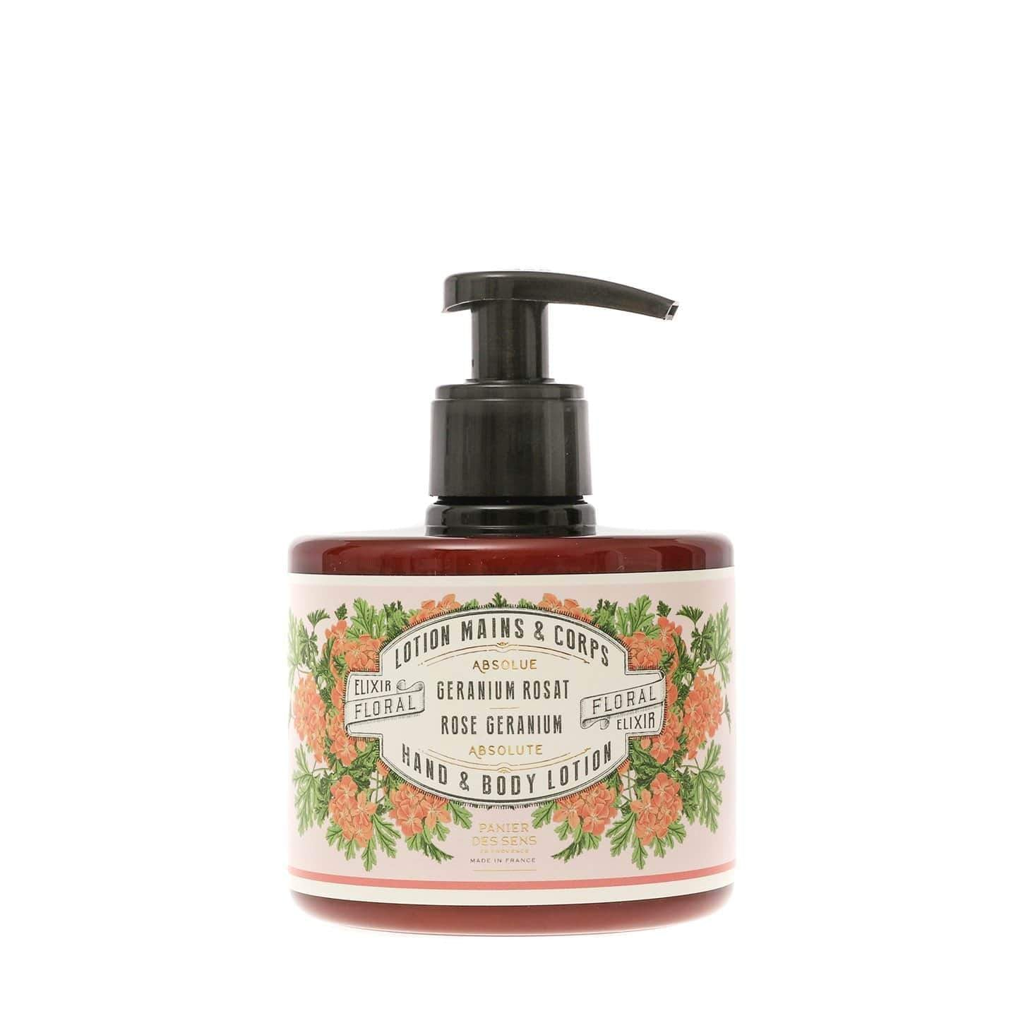 Rose Geranium Body Lotions