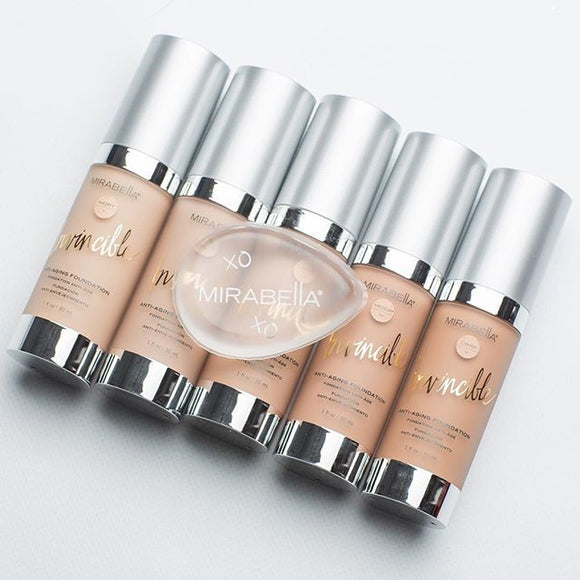Mirabella HD Anti Aging Foundation