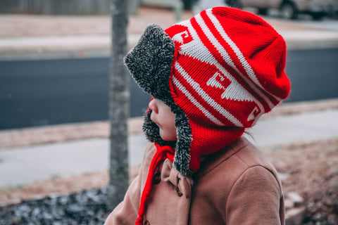 The Right Way to Dress Your Toddler for Winter